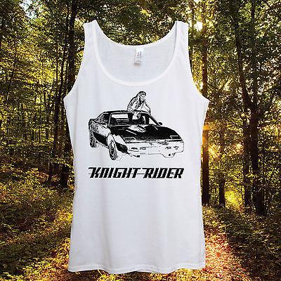 Drewbacca Mens Night Rider Tank Top