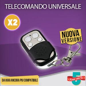 Telecomando Per Cancello Automatico Universale A 433 92 Mhz Faac