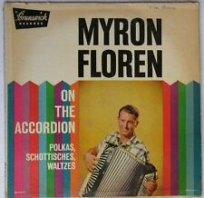 Myron Floren - On The Accordion Orig. Brunswick LP