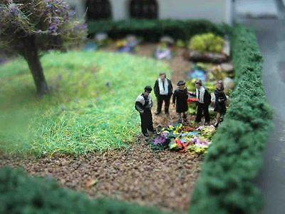 (et01) Pastore Lutto Ospiti Personaggi Traccia Gauge Z (1:220) Funeral Guest Jethro-mostra Il Titolo Originale