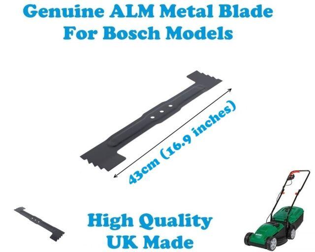 34 CM BOSCH mower blade for BASKET use ROTAK 34 F016800271 +WARRANTY ERGOFLEX