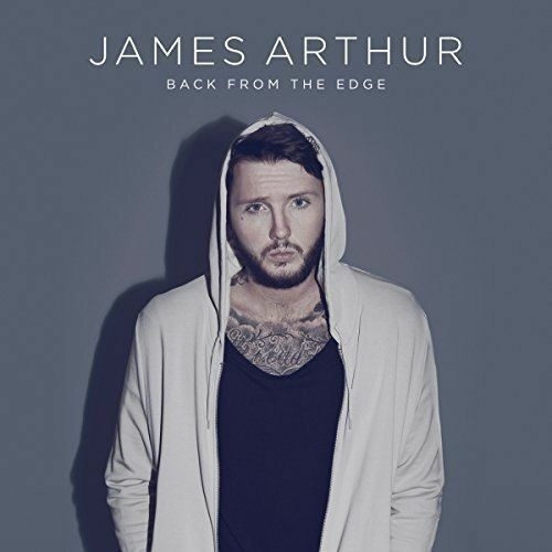 1 of 1 - Back from the Edge by James Arthur (The X Factor) (CD, Nov-2016, Sony Music Ente