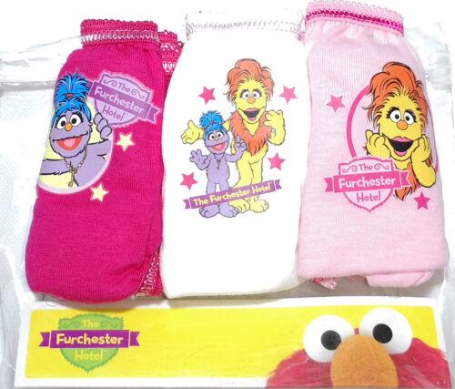 regalo di compleanno Confezione da 2//3//5 Ragazze Bambini Cotone Carattere Biancheria Intima Slip Mutande