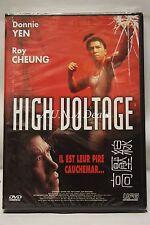 high voltage donnie yen  ntsc import dvd English Language