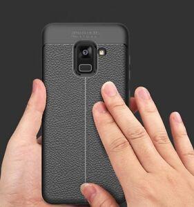 carcasa samsung a8 2018 silicona