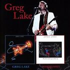 Greg Lake / Manoeuvres Audio CD