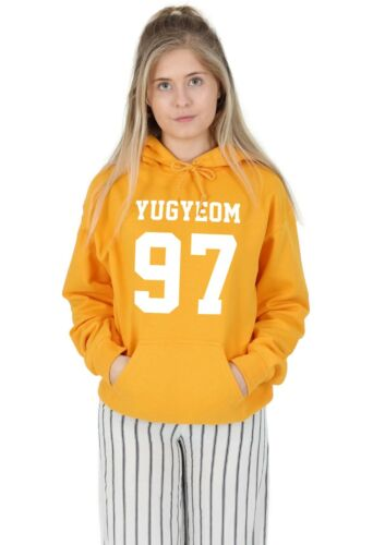 Yugyeom 97 Hoody Hoodie Fashion Got7 Kpop Fangirl Band Members Igot7