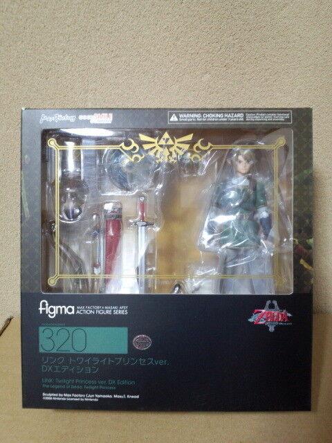 Figma DX The Legend of Zelda  Twilight Princess Good Smile Company Japan