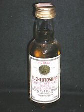 Auchentoshan 10 Years old Single Lowland Malt Scotch Whisky  5cl  43%vol