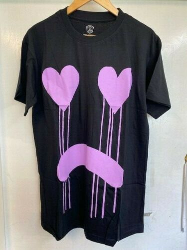 Mishka Long Clothing RARE Drippy lilas T Shirt Unisexe Taille S.M.L Boy London