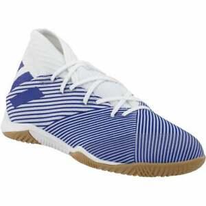 adidas-Nemeziz-19-3-Indoor-Mens-Soccer-Cleats-White