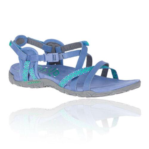 Merrell Damen Terran Lattice II Wanderschuhe Trekking Outdoor Schuhe Blau