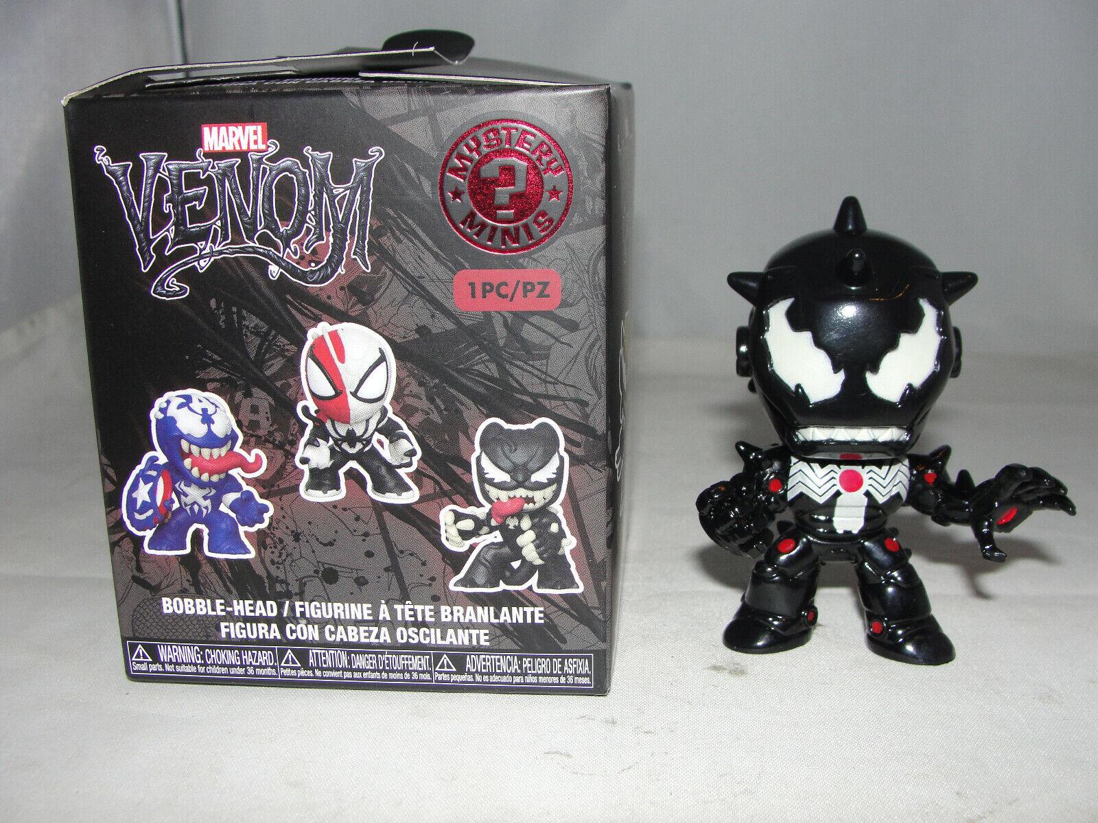 Funko Marvel Venom Mystery Minis Lot Of 4 New Sealed