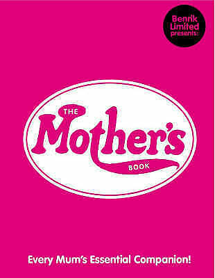 """AS NEW"" Benrik Ltd, The Mother's Book, Book"