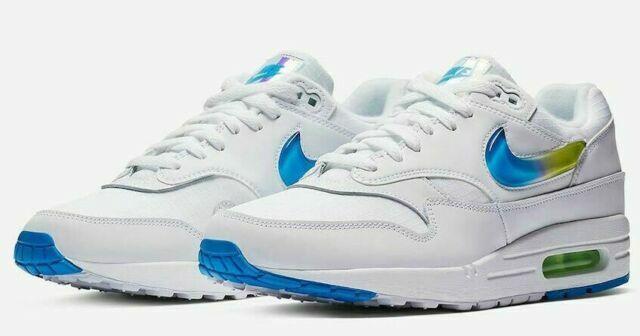 Size 9.5 - Nike Air Max 1 SE Jewel Swoosh 2019 for sale online | eBay