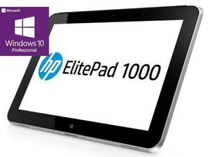 HP-ElitePad-1000-G2-Intel-10-3-4096-MB-DDR3-Zoll-128-GB-SSD-WLAN-Bluetooth-W
