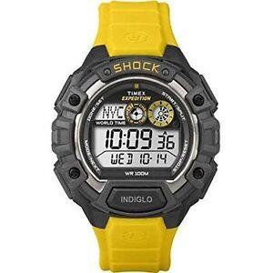 Orologio-Uomo-Timex-Expedition-World-Shock-Digitale-Ref-T49974