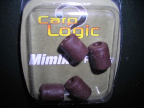 19 mm Imitation Carpe Logique pastilles