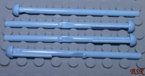 4 Stück Munition hell royal blau Shooter Geschoß 15303 Pfeil 8M unbesp. SB04