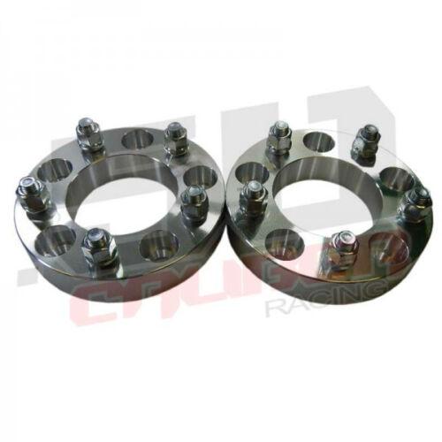 "4 5x5.5 Wheel Spacer 5 Lug 5x139.7 1/"" Jeep CJ5 CJ2A CJ3A CJ3B CJ6 CJ7 Scrambler"