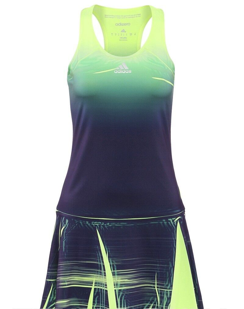 Robe de tennis / Netball Adidas pour Femme, Printemps, Printemps, Taille L