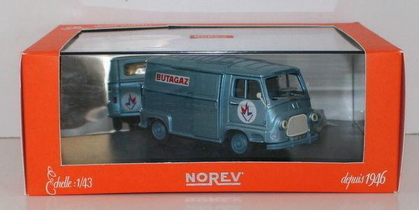 Norev 1 43 scale 515903-Renault Estafette 1959-butagaz