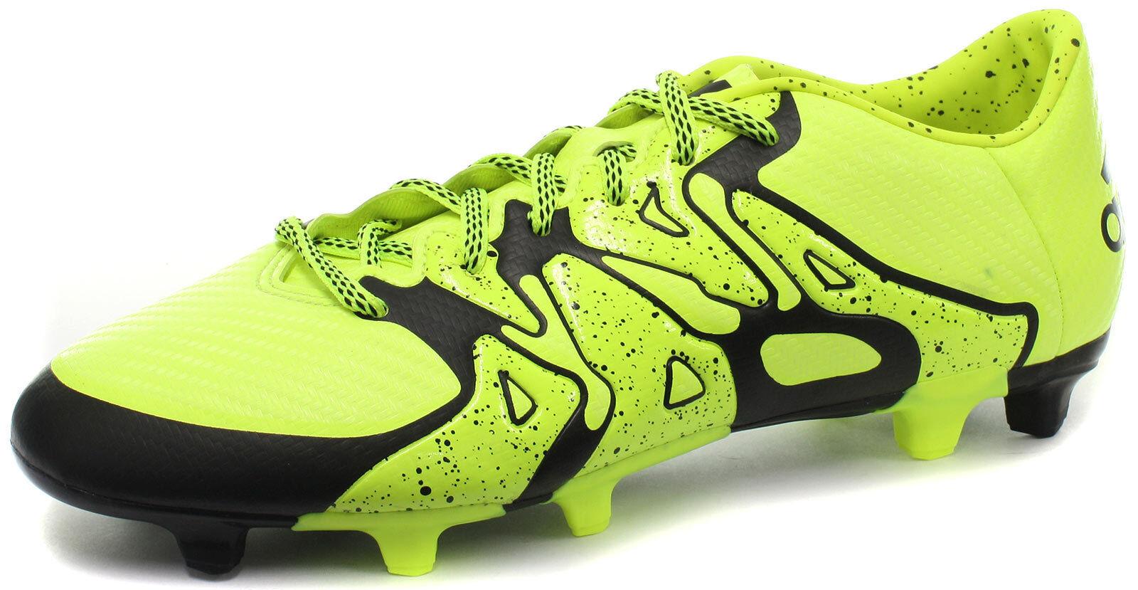 adidas männer x 15,3 fg / ag primemesh gelb / fußball schwarz b27001 sz 8 fußball / fußball 40f2ff