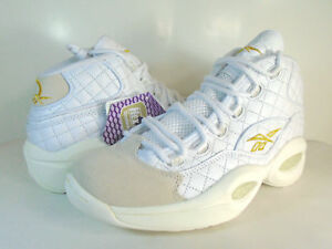 7030d8afe631 Image is loading MENS-REEBOK-QUESTION-MID-White-Party-AR1710-Allen-