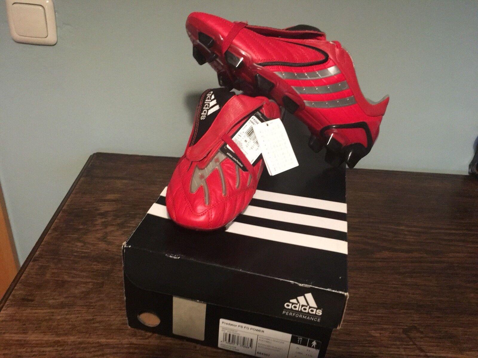 Adidas projoator powerswerve talla 46 11 us 11,5 nuevo New with Box