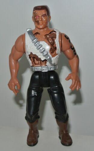 1991 Terminator 2 Kenner action figures T-1000 Arnold-Schwarzenegger John Connor