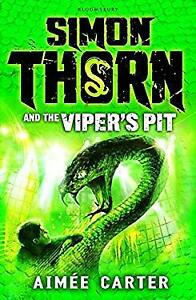 Simon-Thorn-and-the-Viper-039-s-Pit-Simon-Thorn-2-by-CARTER-AIMEE-ExLibrary
