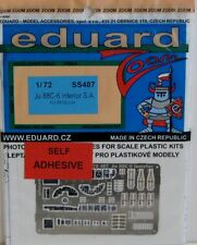 Eduard 1/72 SS487 Colour Zoom etch for the Revell Junkers Ju88C-6 kit