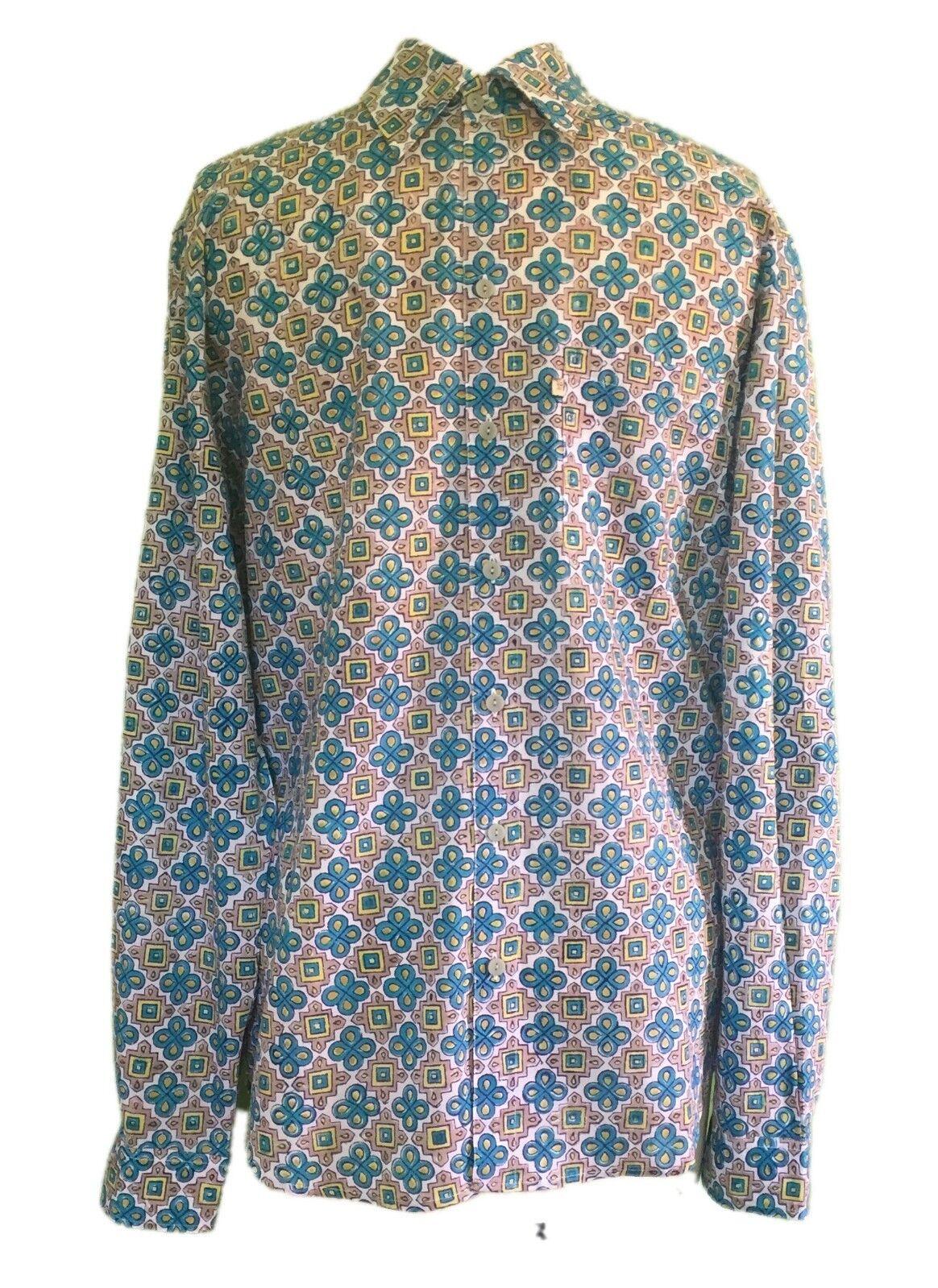 add228dc40e Anokhi Long Cotton Men s Shirt