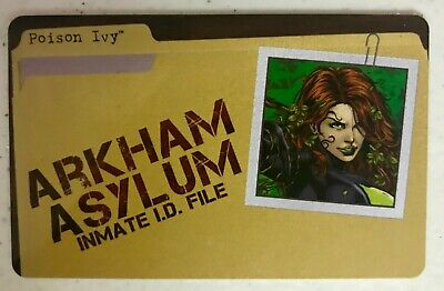 DC Heroclix The Joker Convention Exclusive ID Card DCID-009