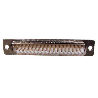 Stiftstecker 1St. D-Sub Steckverbinder 25-polig mit Lötkelch male Stecker