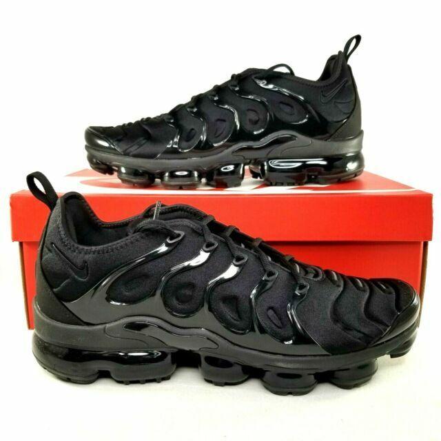 Nike Air Vapormax Plus Size 9 Men's Shoe - Black/Grey
