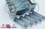 miniatuur 8 - Genuine RIZLA SILVER Rolling Paper Card Roach Cigarette Filter Tips Booklets
