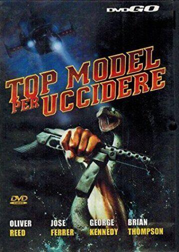 Top Model Per Uccidere - Hired To Kill (1990) DVD