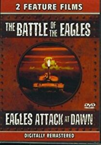 new 2Movies DVD Double Feature The Battle of the Eagles