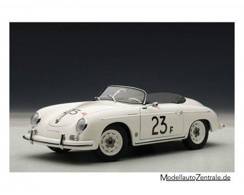 1 18 Autoart Porsche 356 Speedster f James Dean
