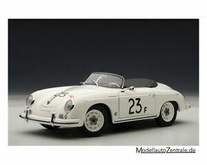 Image Is Loading 1 18 AutoArt Porsche 356 Speedster 23F James