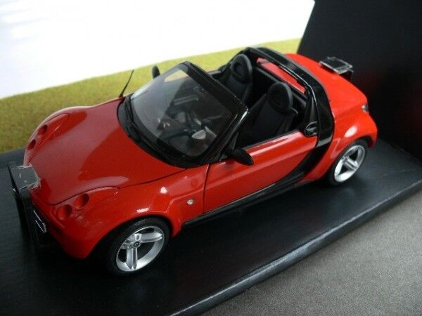 1  18 Kyosho intelligent Roadster Cabrio Spice rouge  avec 60% de réduction