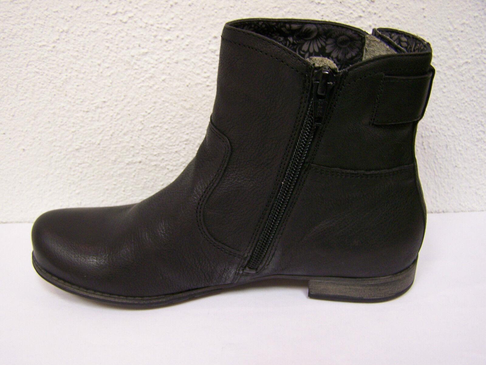 Think  Stiefel Stiefel Stiefel Modell Denk Stiefel schwarz / kombi effekt incl. THINK Tüte 4f6e05