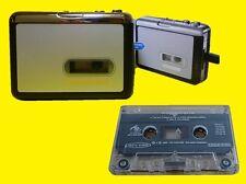 Kassetten-Digitalisierer- Player/ USB leichtes Umwandeln Ihrer Kassetten in MP3