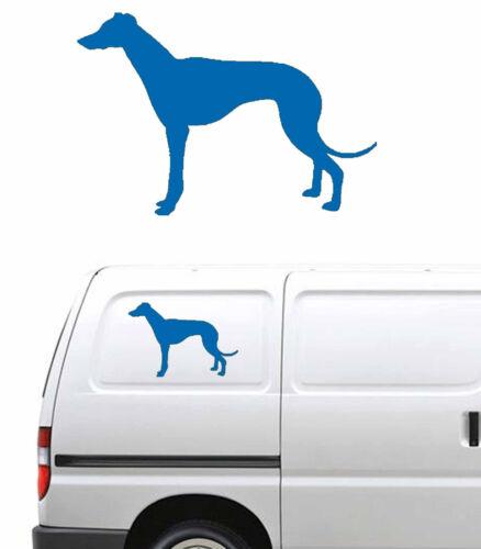 sticker greyhound vinyl corte adhesive greyhound sticker vinyl cut