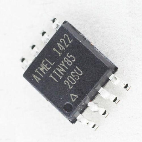 1PC ATMEL SOP-8 ATTINY85-20SU Tiny85-20SU CHIP IC NEW