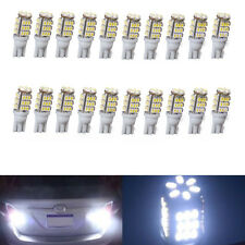 20X T10 Cool White Car 42-smd Backup Reverse LED Light Bulb 921 912 906 168 W5W