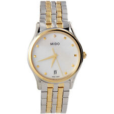 Mido M0042102211600 Romantique Women Watch MOP Dial Stainless Steel Case Quartz