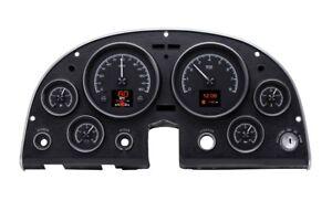 Dakota-Digital-63-67-Chevy-Corvette-Analog-Gauges-Kit-Black-Alloy-HDX-63C-VET-K