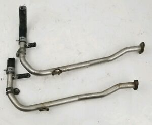 95-04 Toyota Tacoma 3RZ-FE 4cyl 2.7L A/T M/T OEM Coolant Water Bypass Metal Pipe
